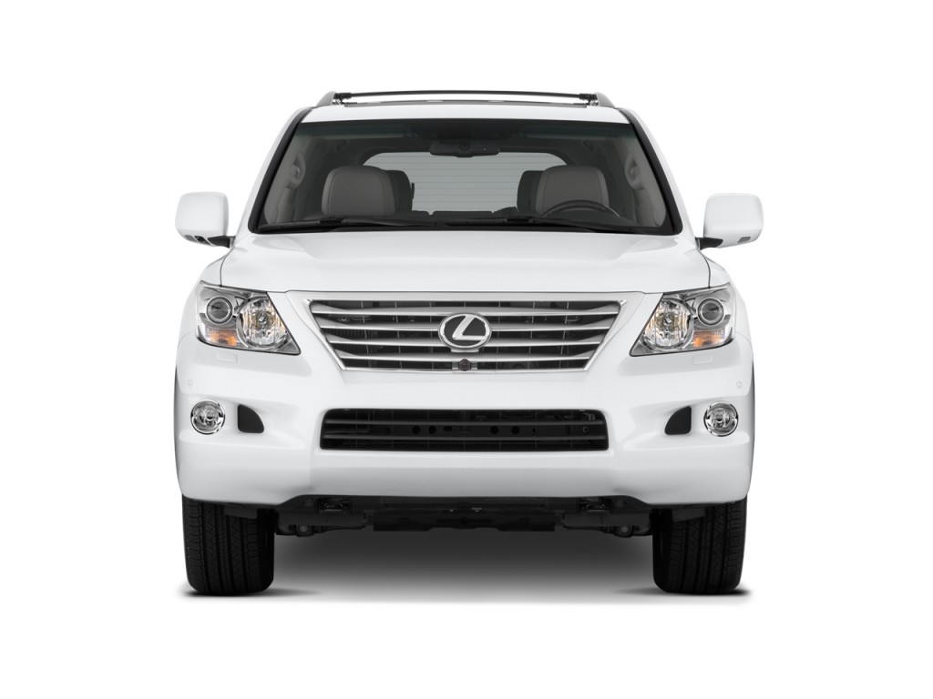 image 2010 lexus lx 570 4wd 4 door front exterior view size 1024 x 768 type gif posted on. Black Bedroom Furniture Sets. Home Design Ideas