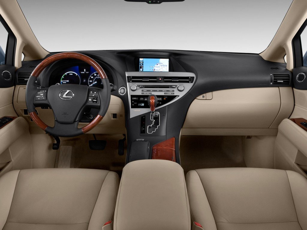 image 2010 lexus rx 450h awd 4 door hybrid dashboard size 1024 x 768 type gif posted on. Black Bedroom Furniture Sets. Home Design Ideas