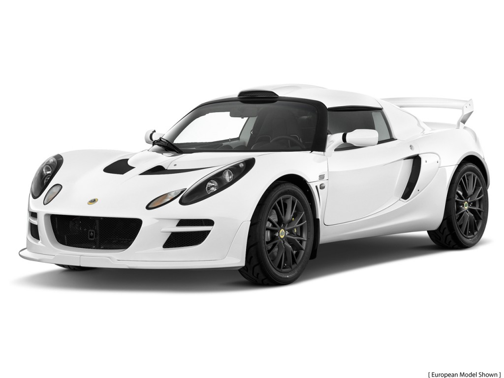 image 2010 lotus exige 2 door coupe s 240 angular front. Black Bedroom Furniture Sets. Home Design Ideas