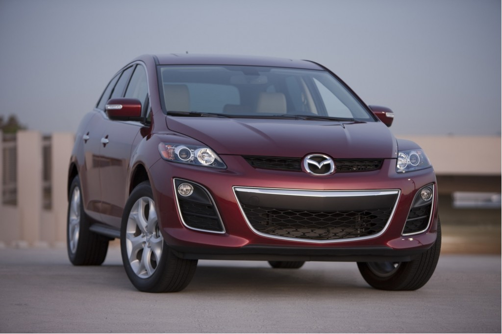 2010 Mazda Cx 7 Sport Is A Penny Pincher With Flair