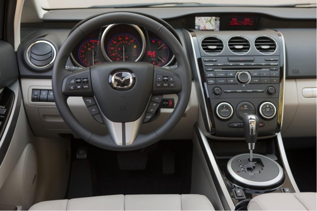 2010 Mazda CX-7 s Grand Touring
