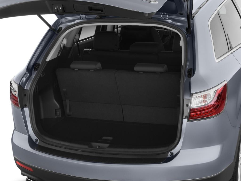 Image 2010 Mazda Cx 9 Fwd 4 Door Sport Trunk Size 1024