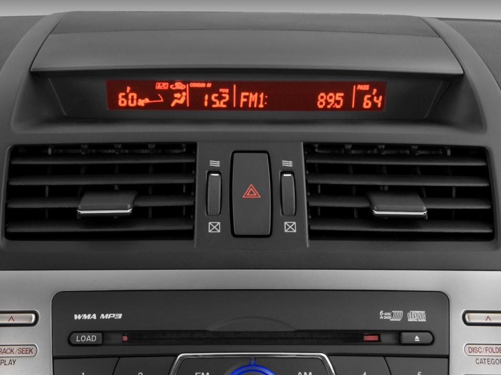 image 2010 mazda mazda6 4 door sedan auto i grand touring air vents size 1024 x 768 type. Black Bedroom Furniture Sets. Home Design Ideas