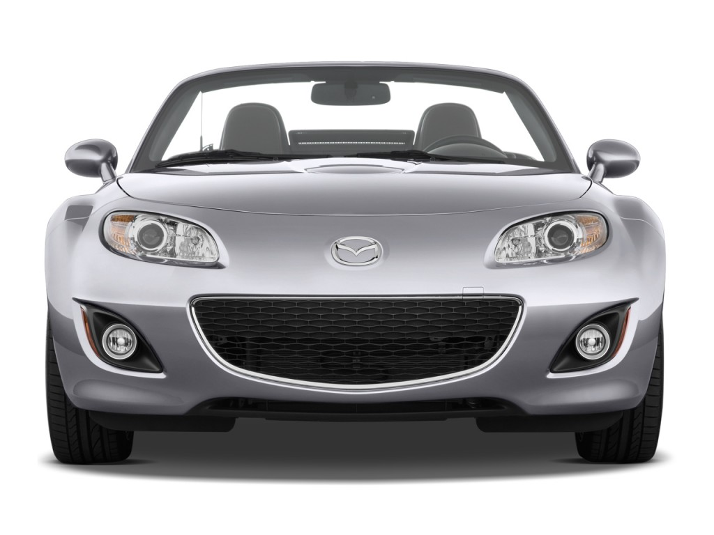 image 2010 mazda mx 5 miata 2 door convertible prht man. Black Bedroom Furniture Sets. Home Design Ideas
