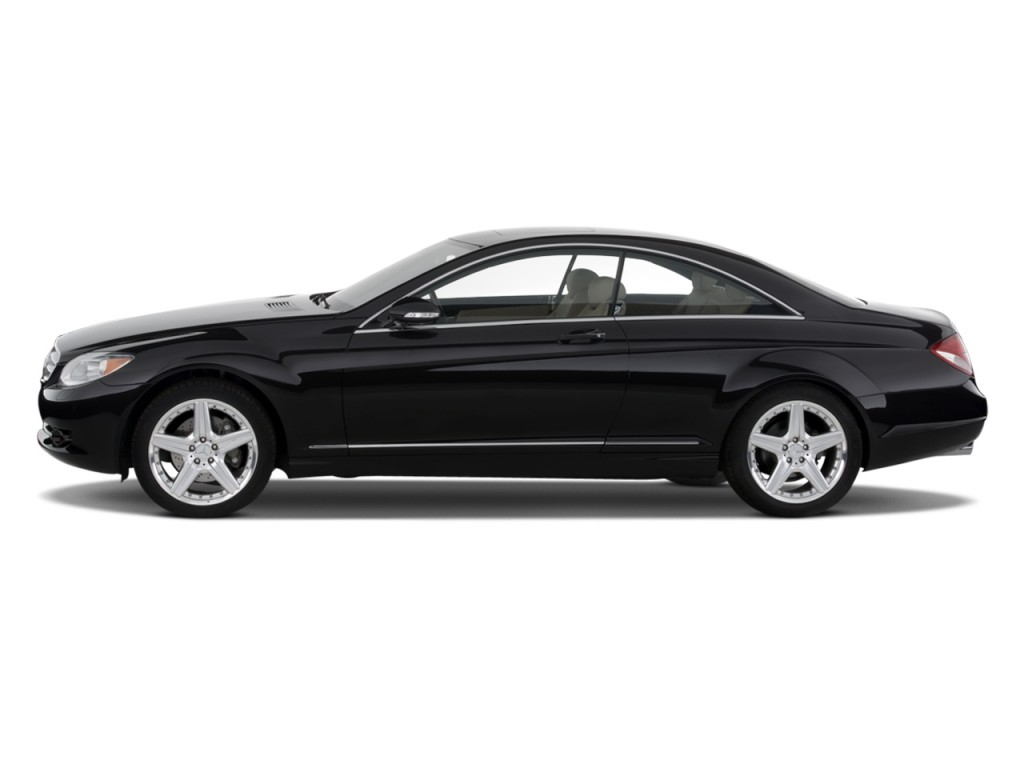 image 2010 mercedes benz cl class 2 door coupe 5 5l v8