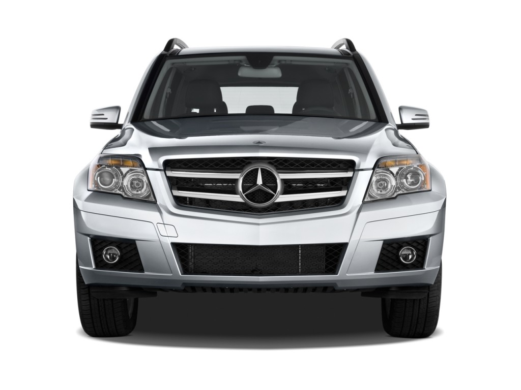image 2010 mercedes benz glk class rwd 4 door front exterior view size 1024 x 768 type gif. Black Bedroom Furniture Sets. Home Design Ideas