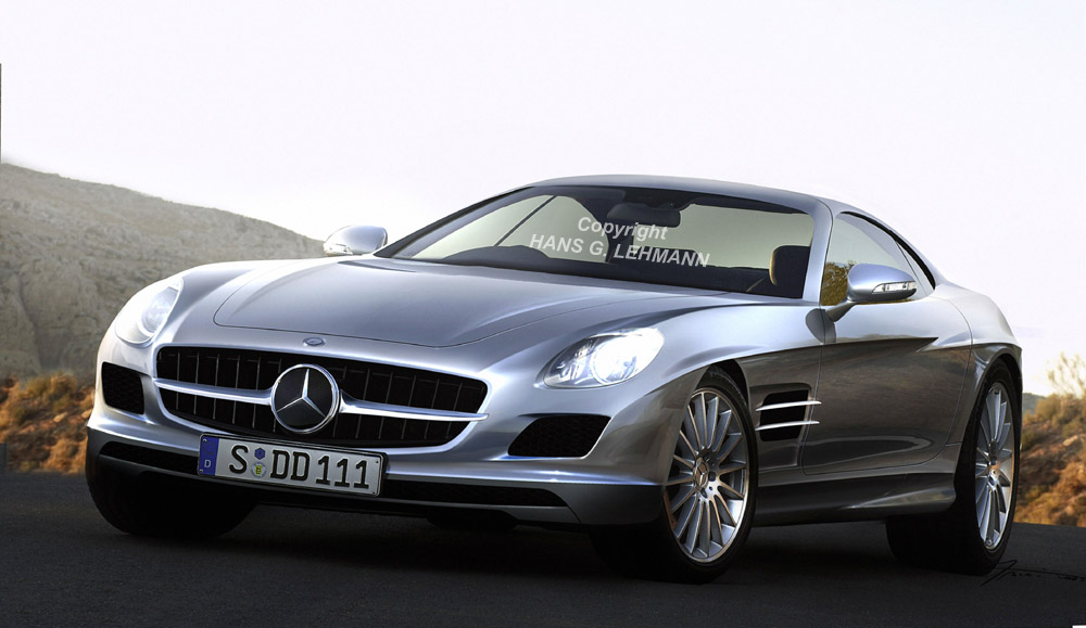 2010 Mercedes-Benz Gullwing