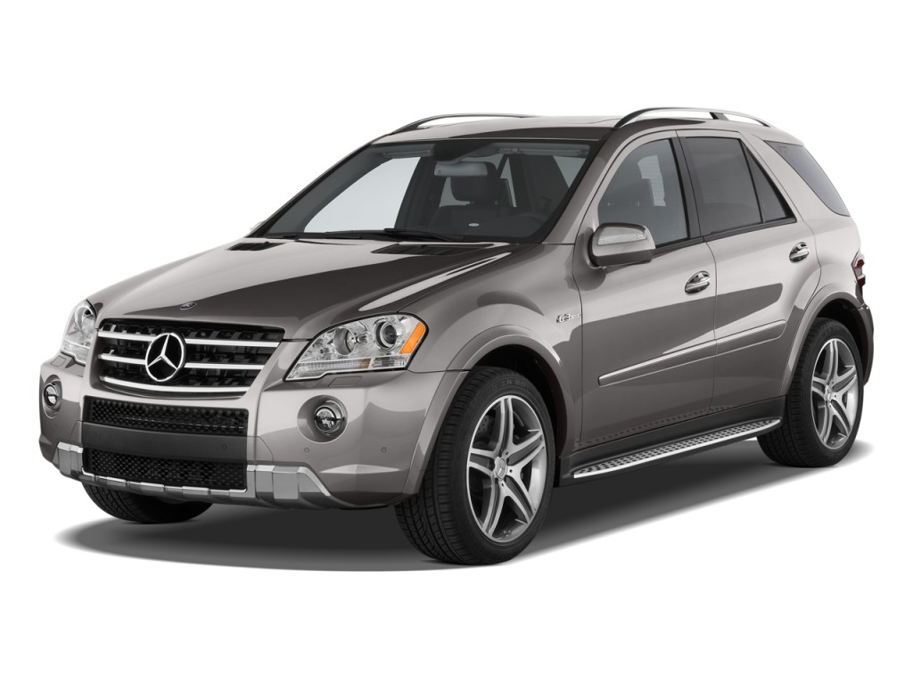 Image 2010 mercedes benz m class 4matic 4 door 6 3l amg for Mercedes benz ml350 4matic 2010