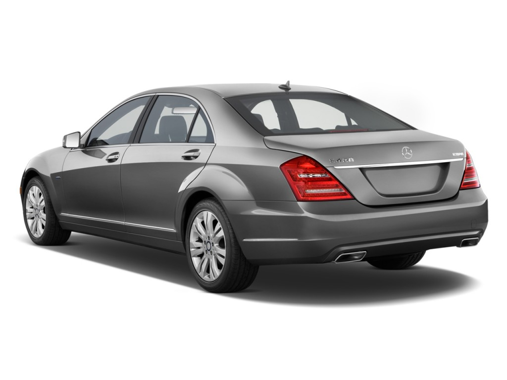 Image 2010 mercedes benz s class 4 door sedan 3 5l v6 for Mercedes benz v6