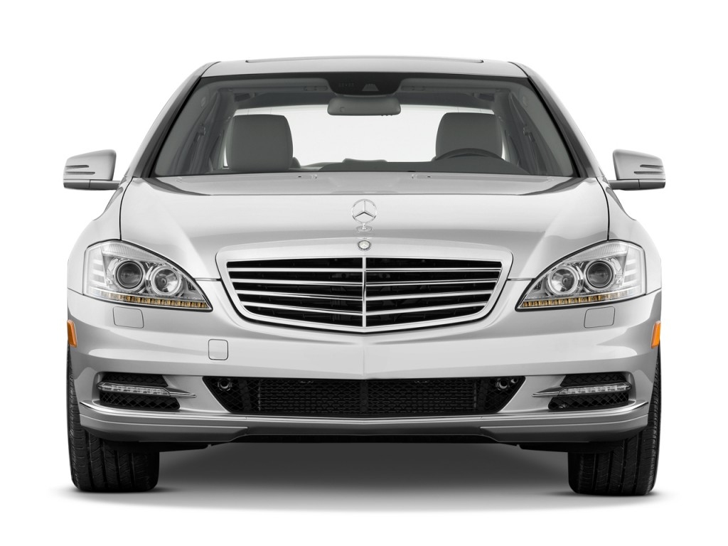 Image 2010 Mercedes Benz S Class 4 Door Sedan 5 5l V8 Rwd