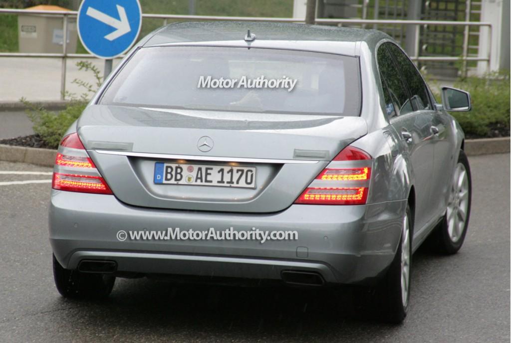 2010 mercedes benz s class facelift spy motorauthority 001