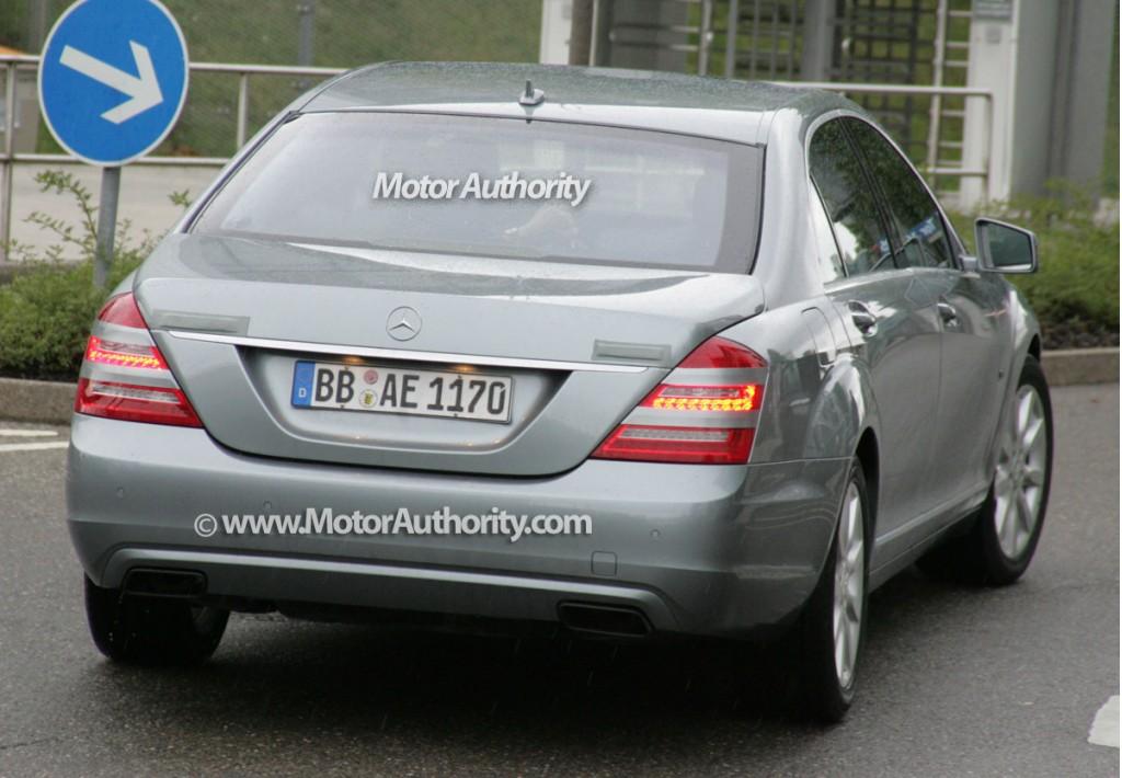 2010 mercedes benz s class facelift spy motorauthority 002
