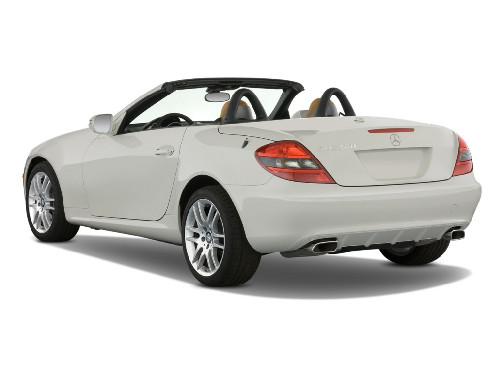 Image 2010 mercedes benz slk class 2 door roadster 3 0l for 2010 mercedes benz slk