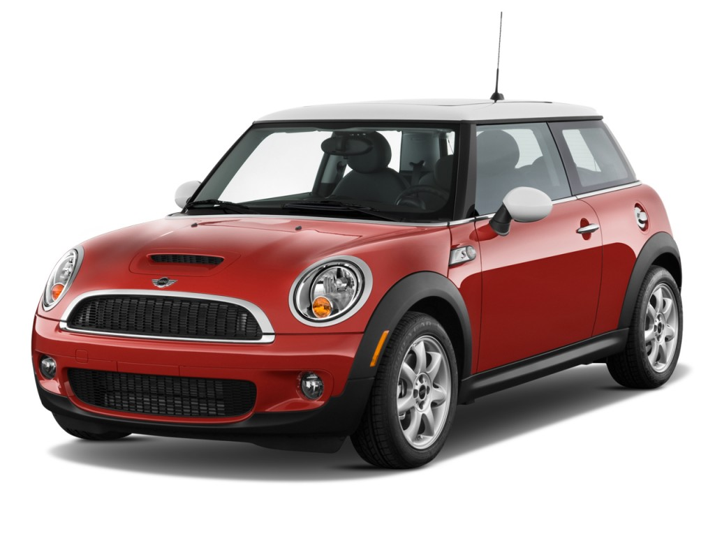 Image 2010 MINI Cooper Hardtop 2 Door Coupe S Angular
