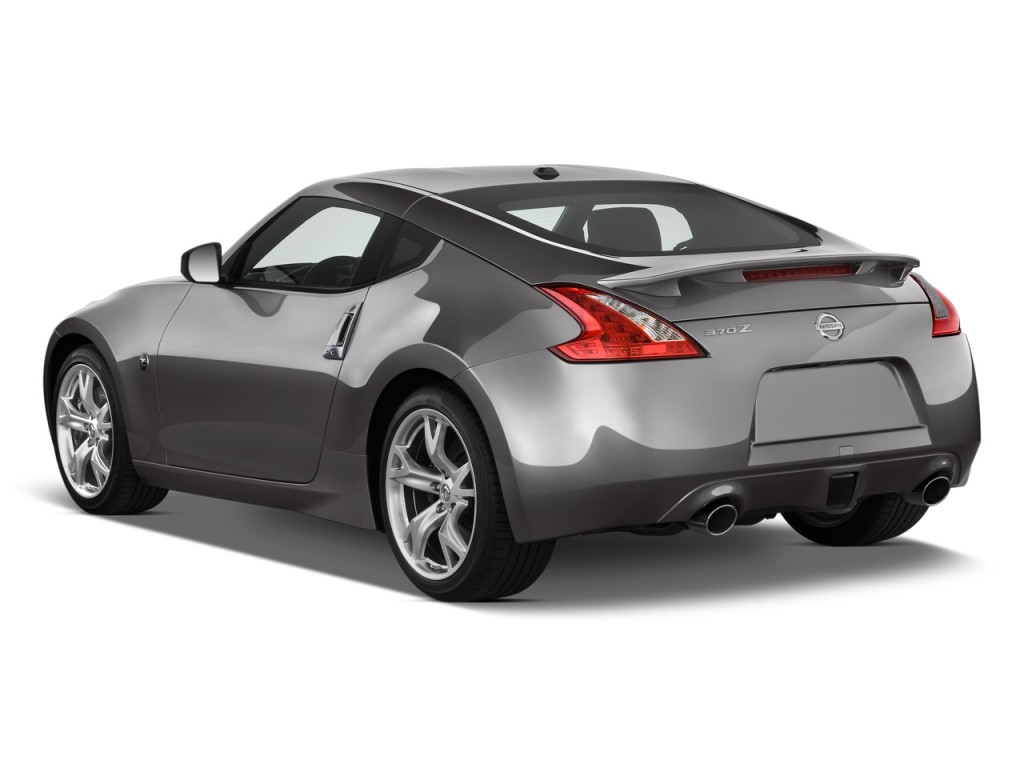 Image 2010 Nissan 370z 2 Door Coupe Auto Touring Angular