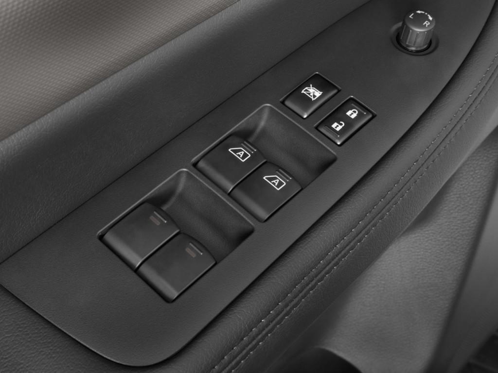 Image 2010 Nissan Armada 2wd 4 Door Se Door Controls Size 1024 X 768 Type Gif Posted On