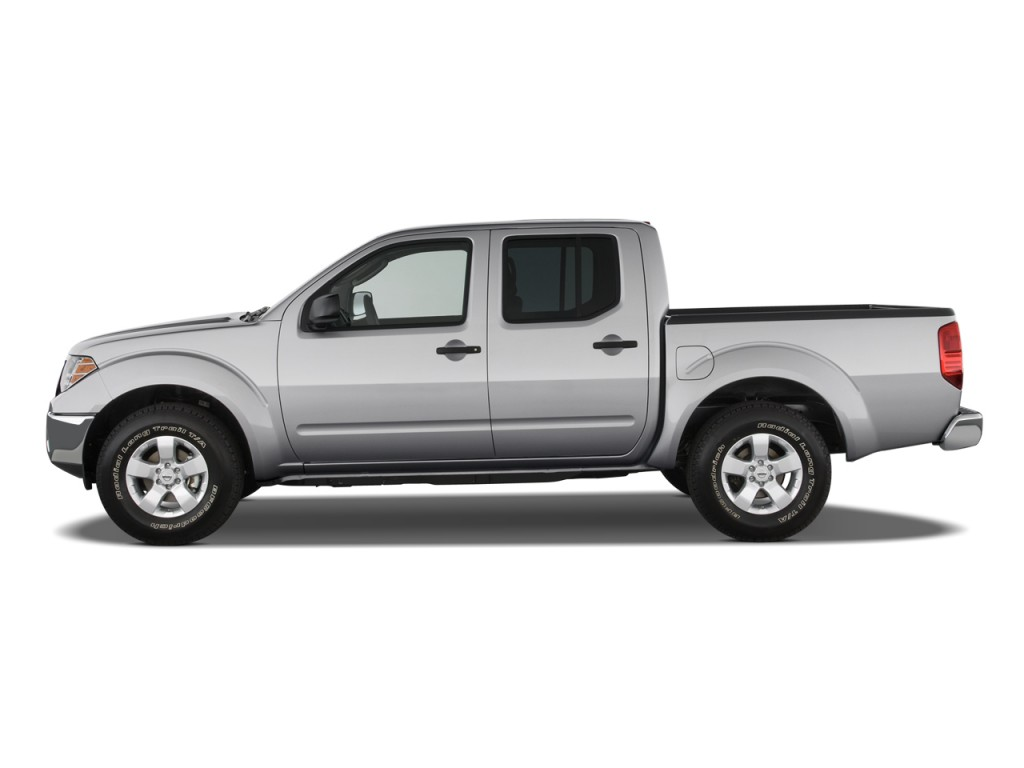 Nissan Frontier Wd Crew Cab Swb Auto Se Side Exterior View L on Nissan Maxima Battery Size