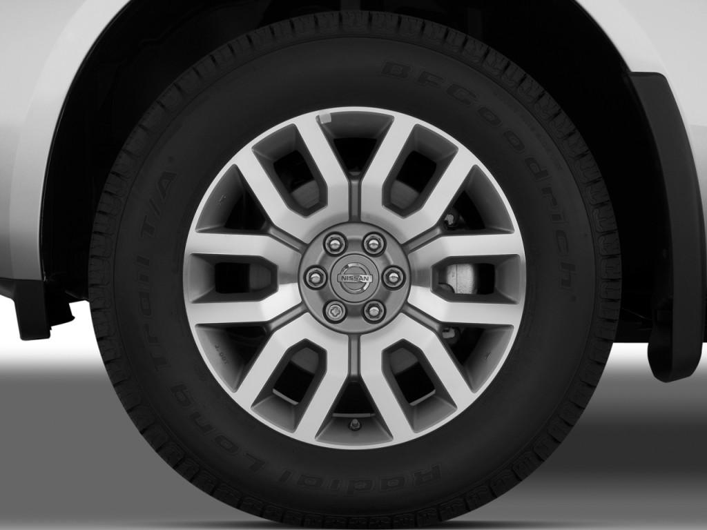 Image 2010 Nissan Pathfinder 4wd 4 Door V8 Le Wheel Cap