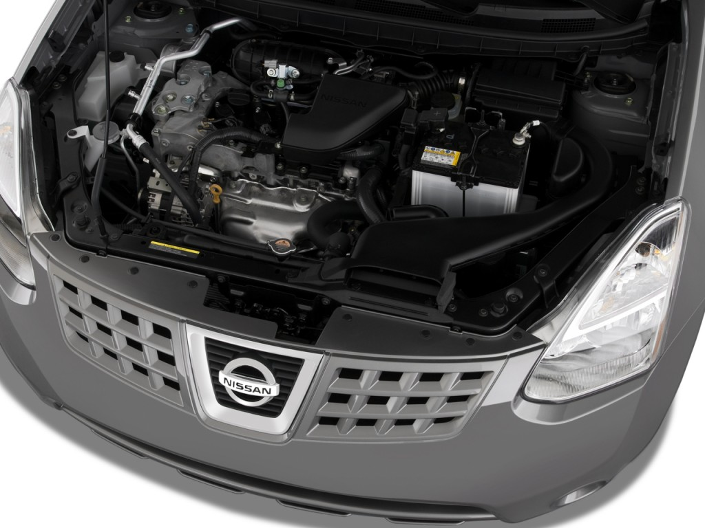 2014 Nissan Altima For Sale >> Image: 2010 Nissan Rogue FWD 4-door SL Engine, size: 1024 x 768, type: gif, posted on: December ...