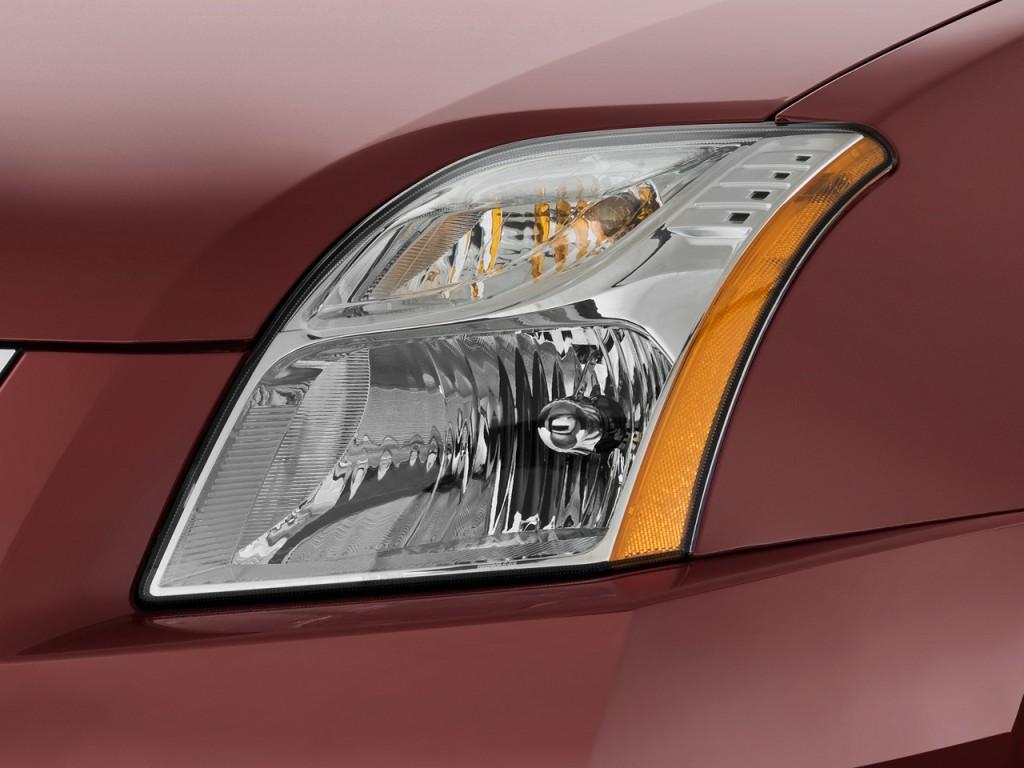 Image 2010 Nissan Sentra 4 Door Sedan I4 Cvt 2 0 S