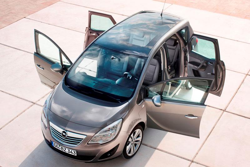 2010 Opel Meriva Revealed