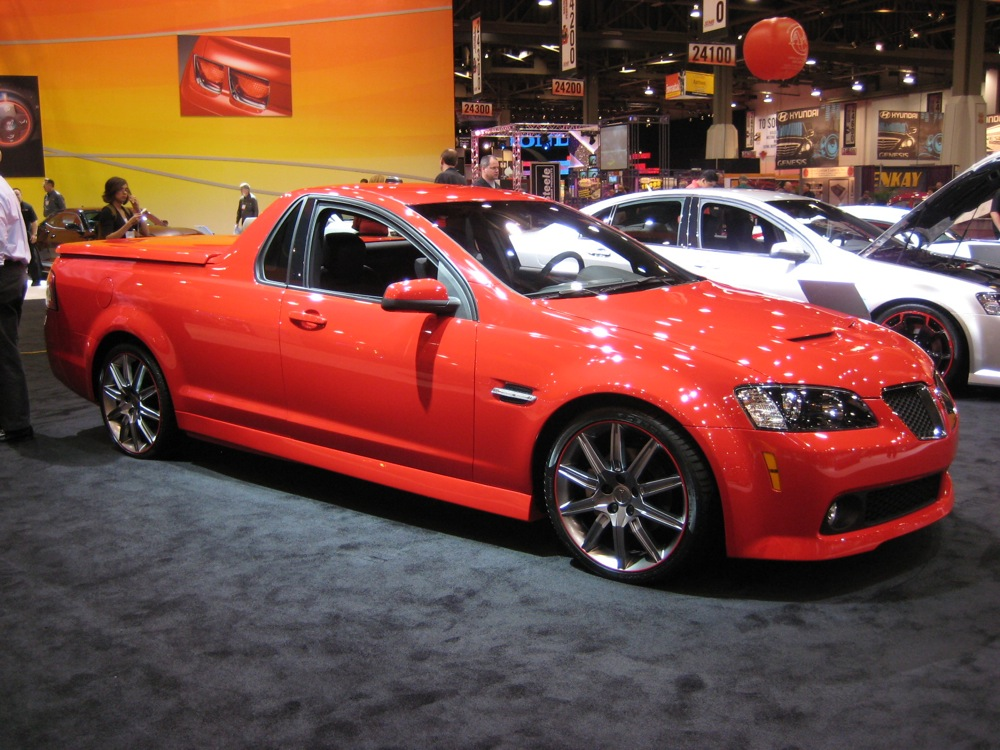 Cars In Phoenix >> SEMA: 2010 Pontiac G8 ST Keeps on Truckin'