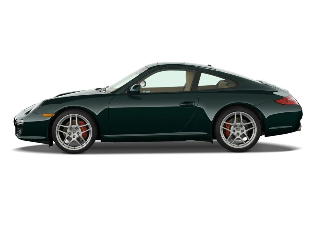 Image: 2010 Porsche 911 Carrera 2-door Coupe S Side ...