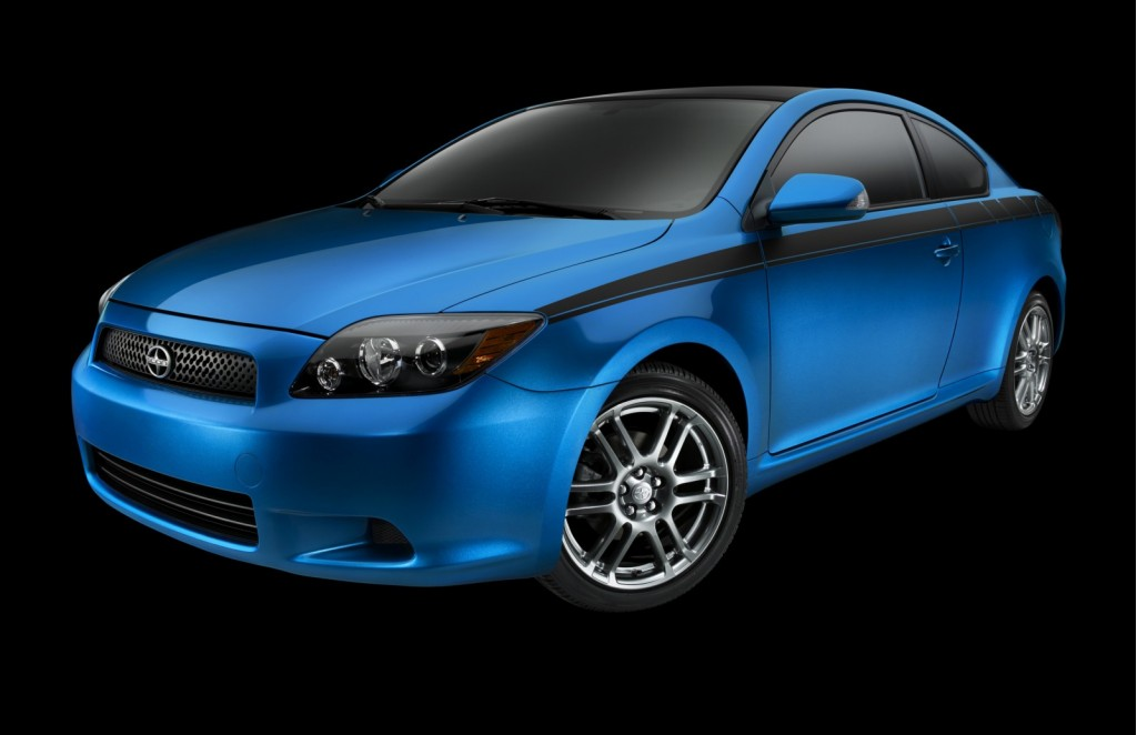 2010 Scion tC Release Series 6.0 Priced, Coming To Chicago