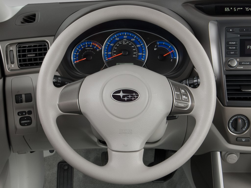 image 2010 subaru forester 4 door auto x steering wheel size 1024 x 768 type gif posted on. Black Bedroom Furniture Sets. Home Design Ideas