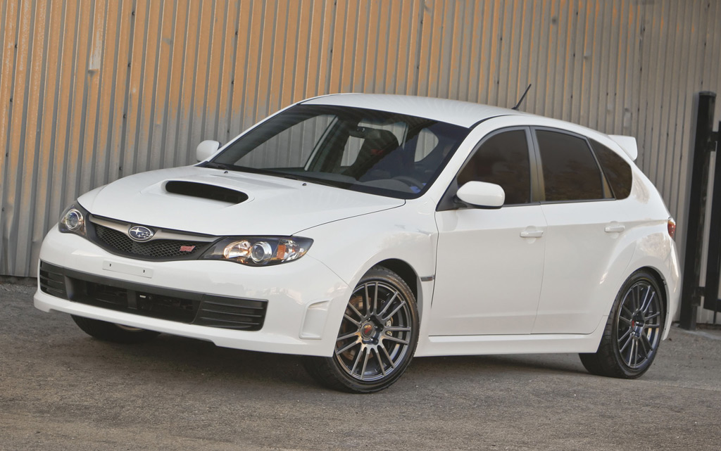 2010 Subaru Wrx Review Ratings Specs Prices And Photos