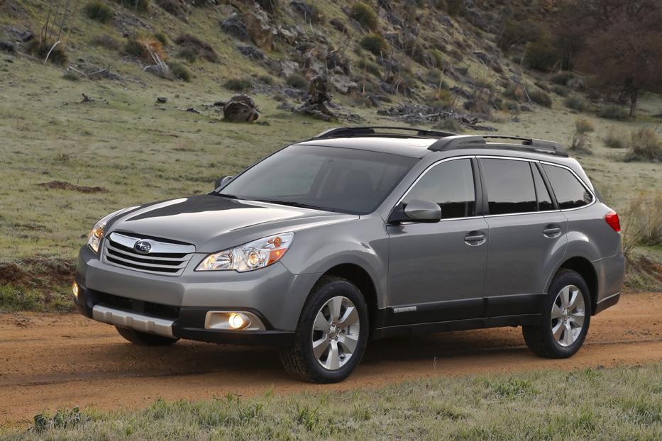 2010 Subaru Outback Station Wagon