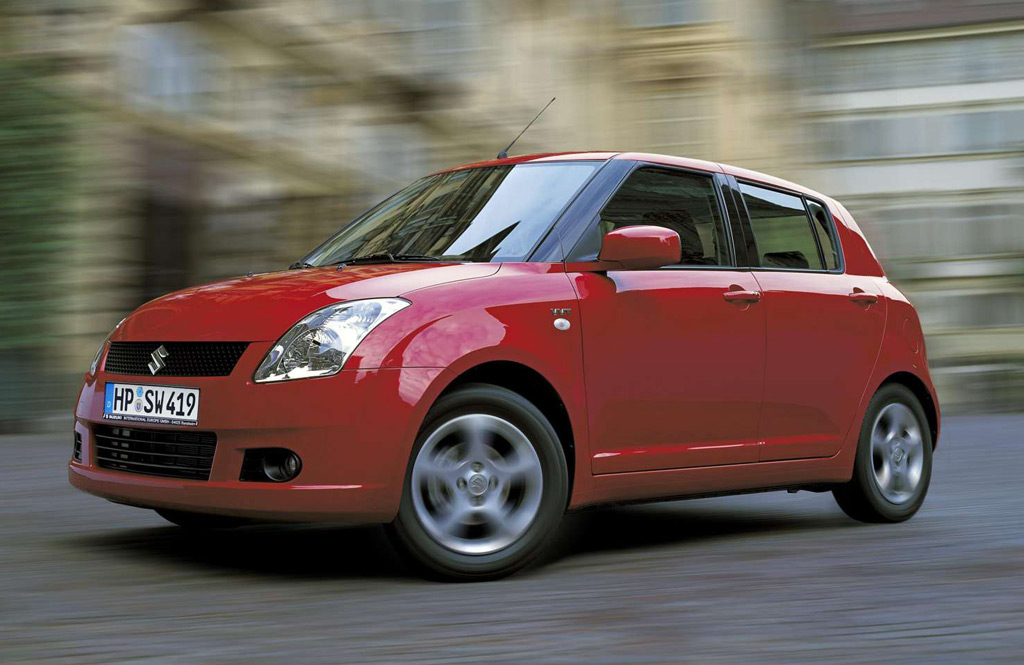 Suzuki Swift Delayed To 2012 Or Beyond