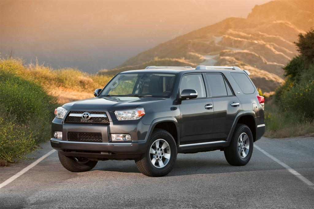 2011 Toyota 4runner Four Cylinder Engine Dropped Again