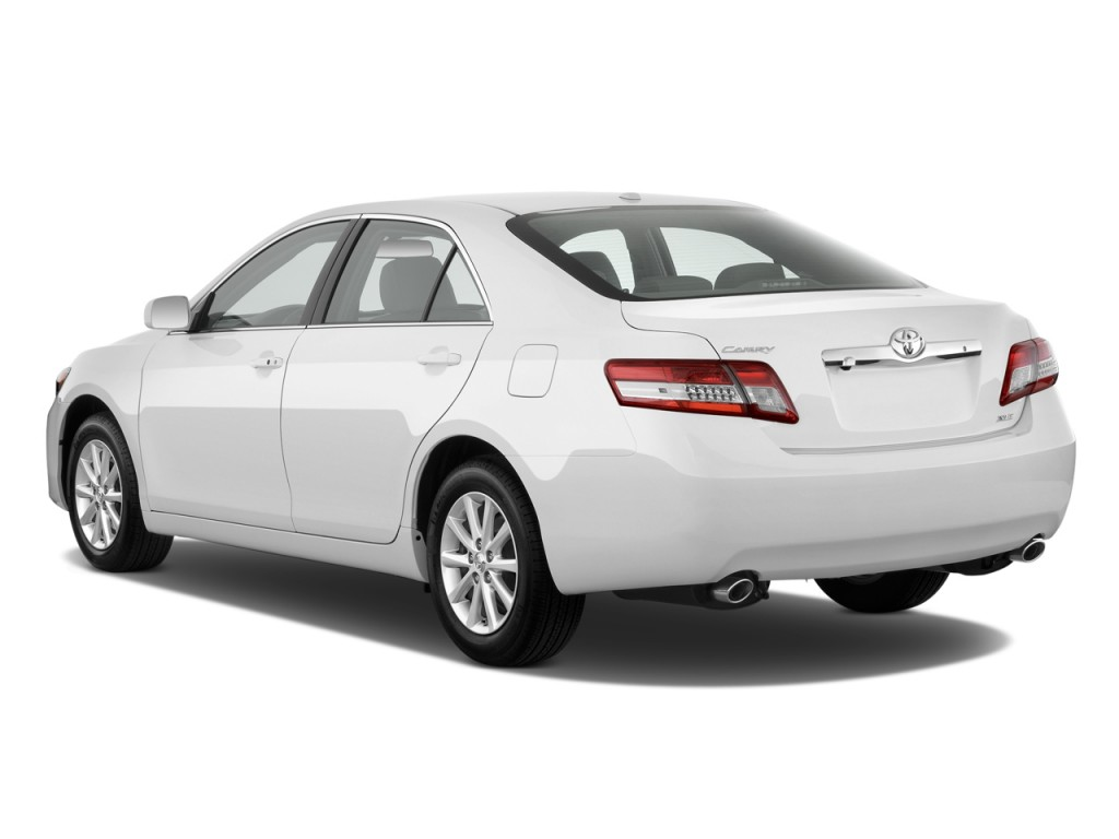 Image 2010 Toyota Camry 4 Door Sedan V6 Auto Xle Natl