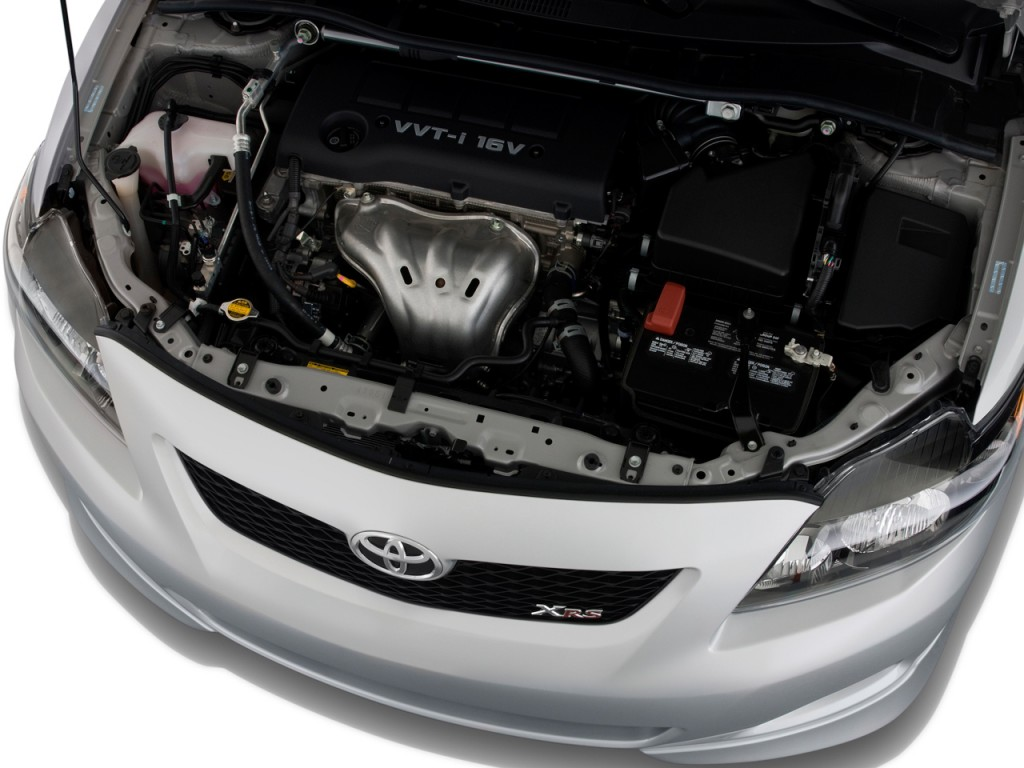 2010 Toyota Corolla 4-door Sedan Auto XRS (Natl) Engine