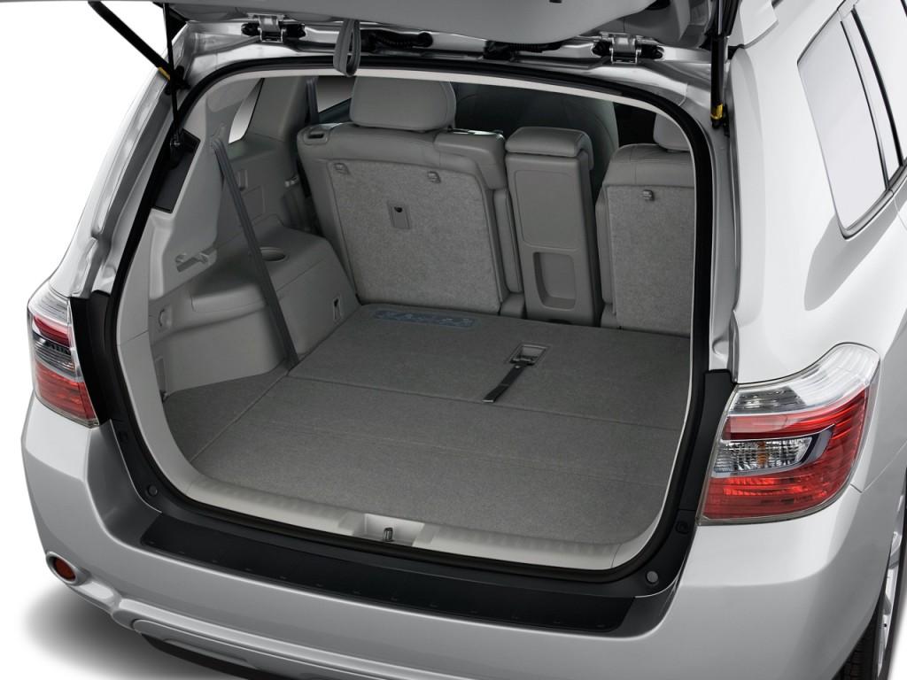 Image 2010 Toyota Highlander Hybrid 4wd 4 Door Limited