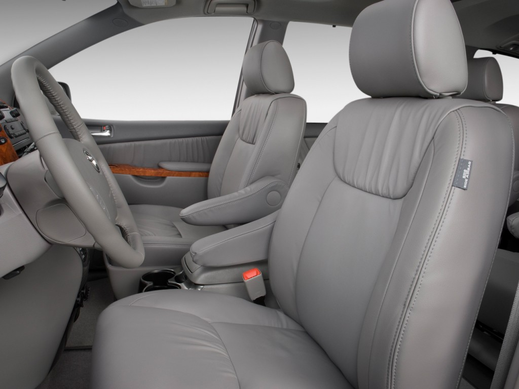 image 2010 toyota sienna 5dr 7 pass van xle fwd natl front seats size 1024 x 768 type gif. Black Bedroom Furniture Sets. Home Design Ideas