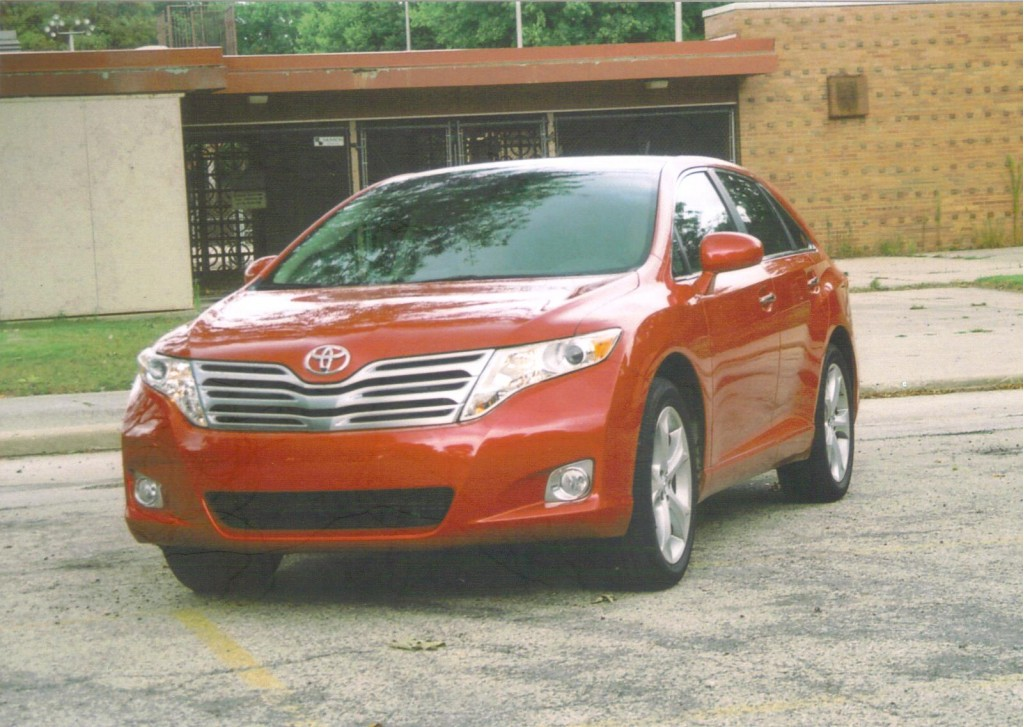 2010 Toyota Venza Tested: A Dune Buggy?