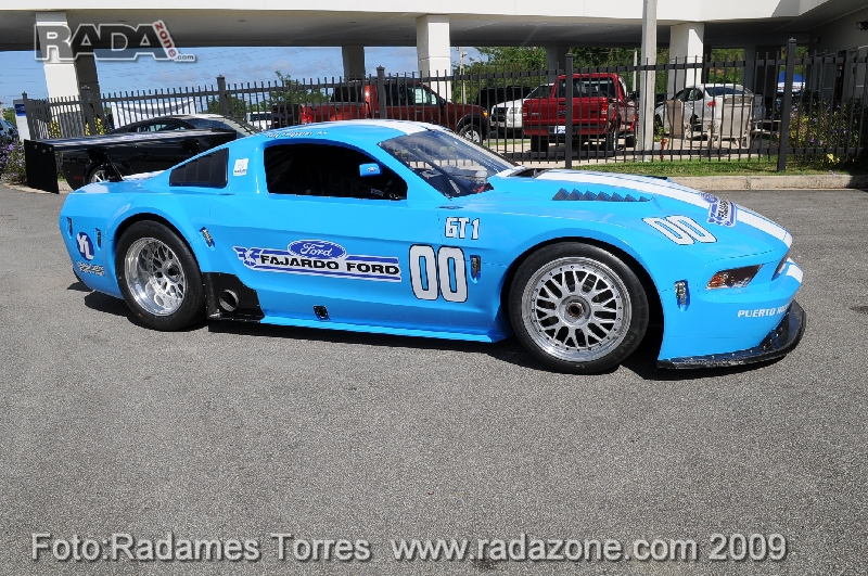 2010 Trans Am Mustang Surfaces In Puerto Rico
