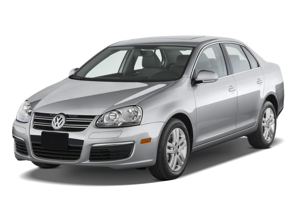 Image: 2010 Volkswagen Jetta Sedan 4-door DSG TDI Angular ...