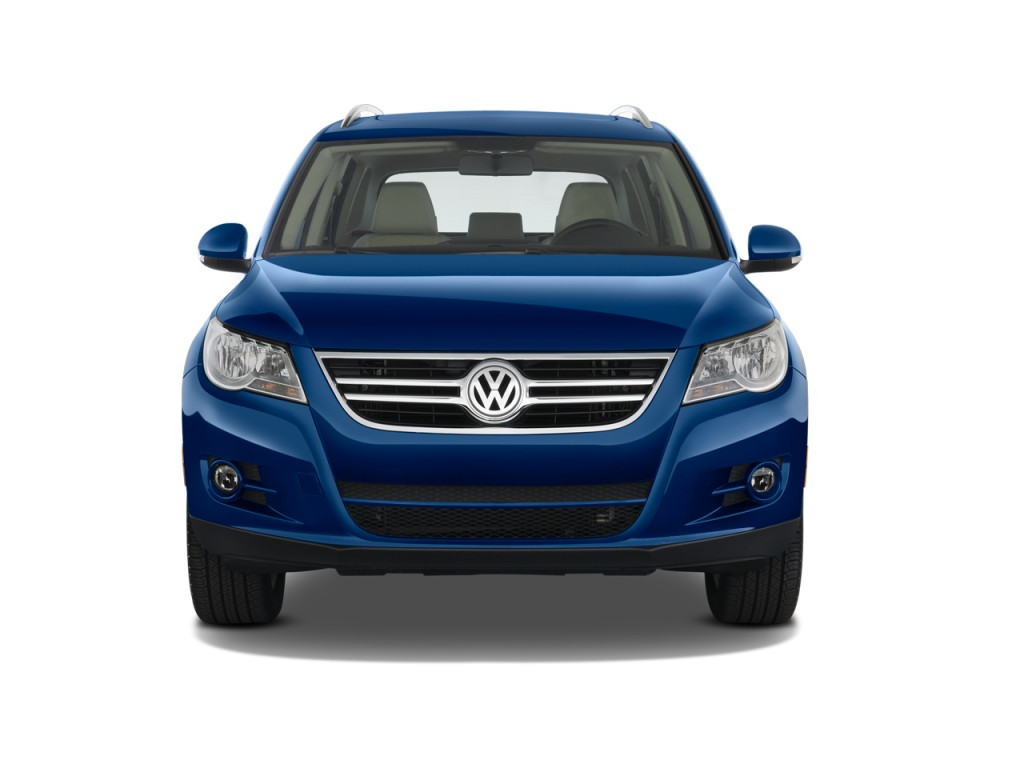 2010 Volkswagen Tiguan FWD 4-door SE *Ltd Avail* Front Exterior View