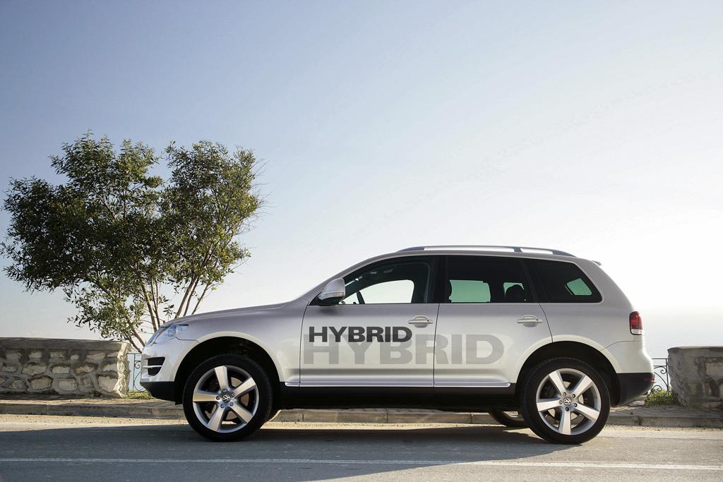 2010 Volkswagen Touareg Hybrid