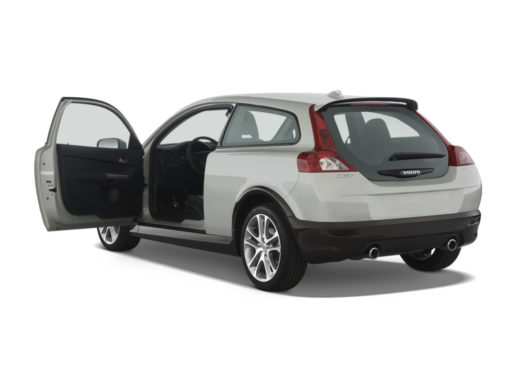 image 2010 volvo c30 2 door coupe man r design open doors size 1024 x 768 type gif posted. Black Bedroom Furniture Sets. Home Design Ideas