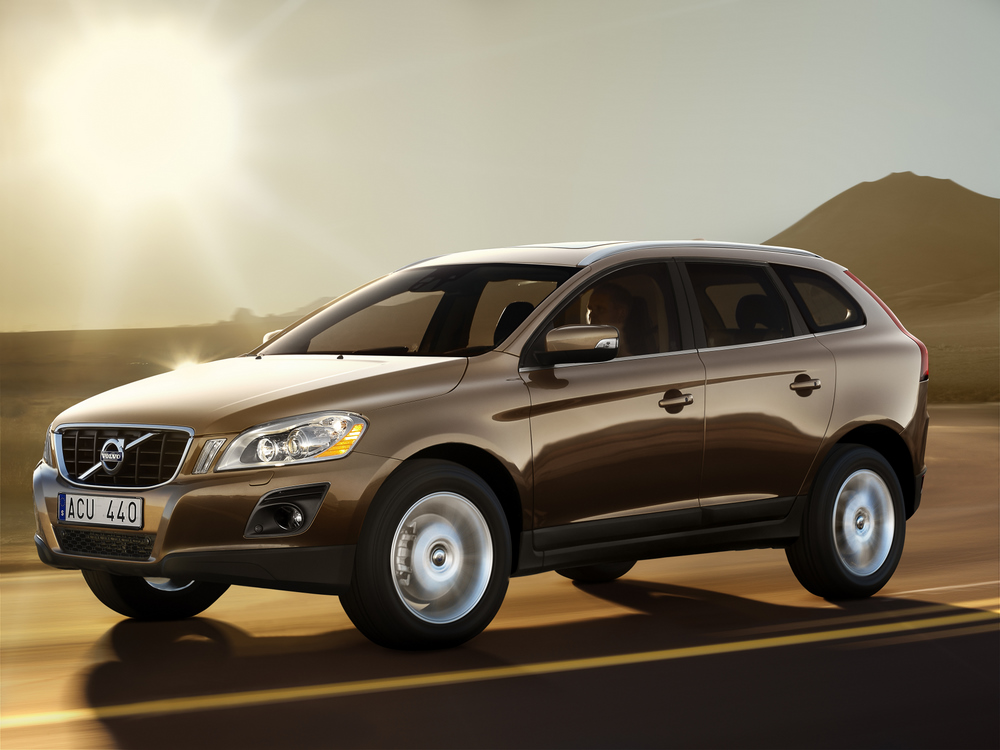 2010 Volvo Xc60 Review Ratings Specs Prices And Photos The Car Connection