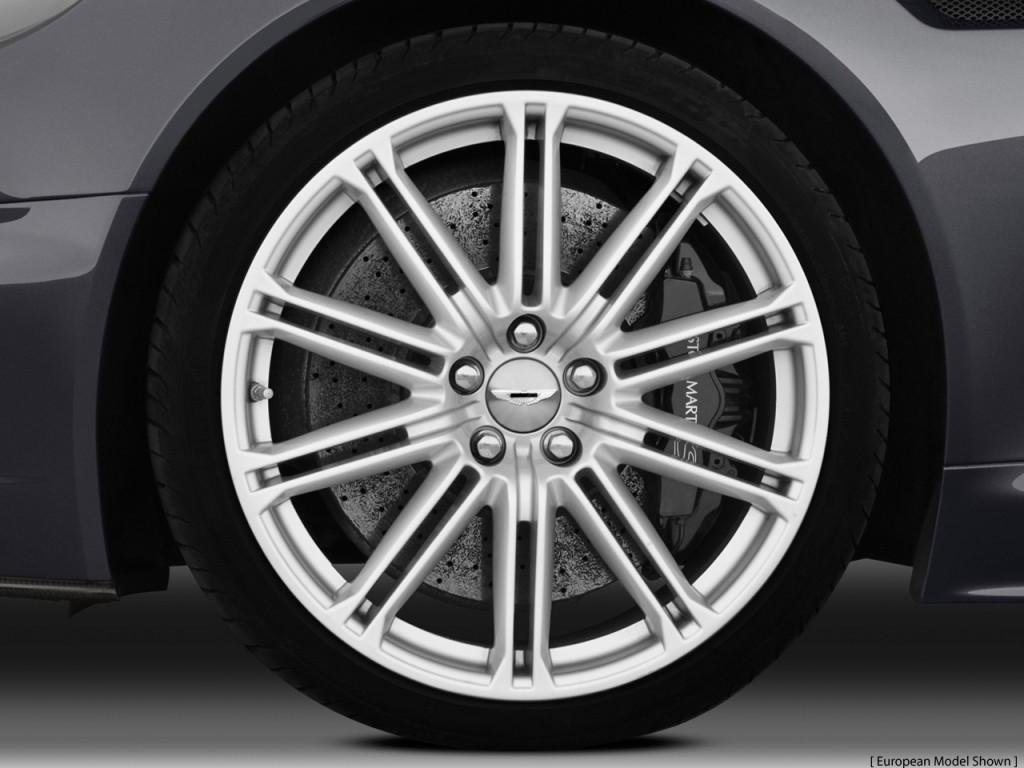 Aston Martin Dbs Door Coupe Wheel Cap L
