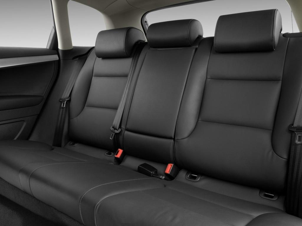 image 2011 audi a3 4 door hb s tronic 2 0t fronttrak premium rear seats size 1024 x 768 type. Black Bedroom Furniture Sets. Home Design Ideas