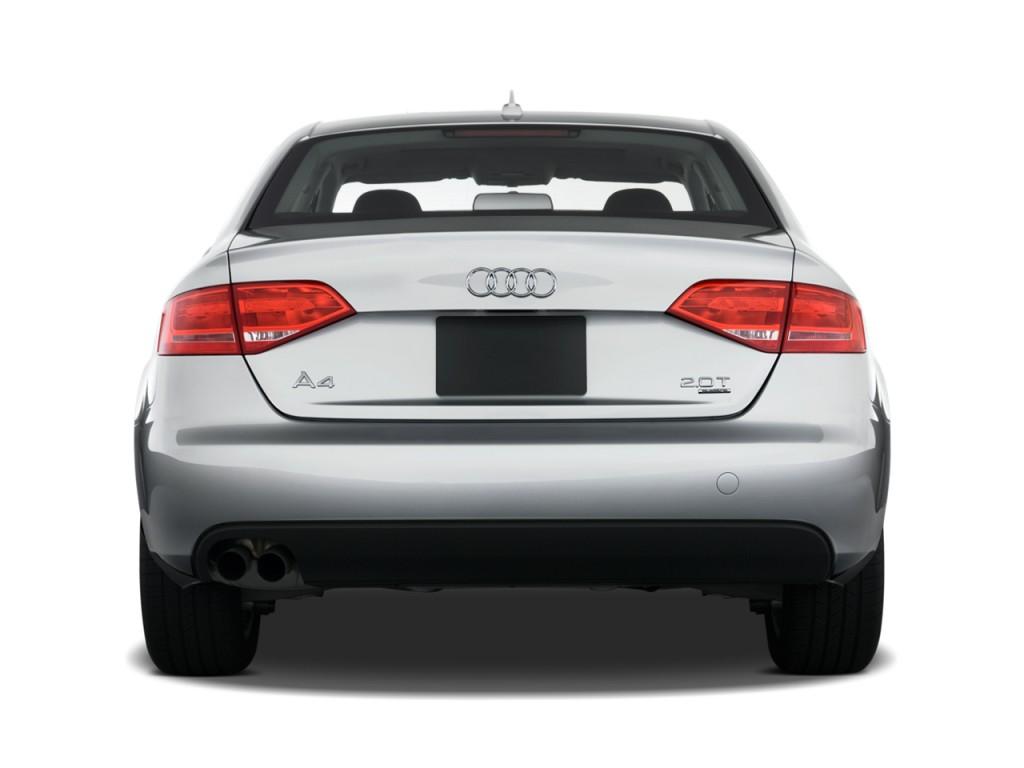 image 2011 audi a4 4 door sedan auto 2 0t quattro premium rear exterior view size 1024 x 768. Black Bedroom Furniture Sets. Home Design Ideas