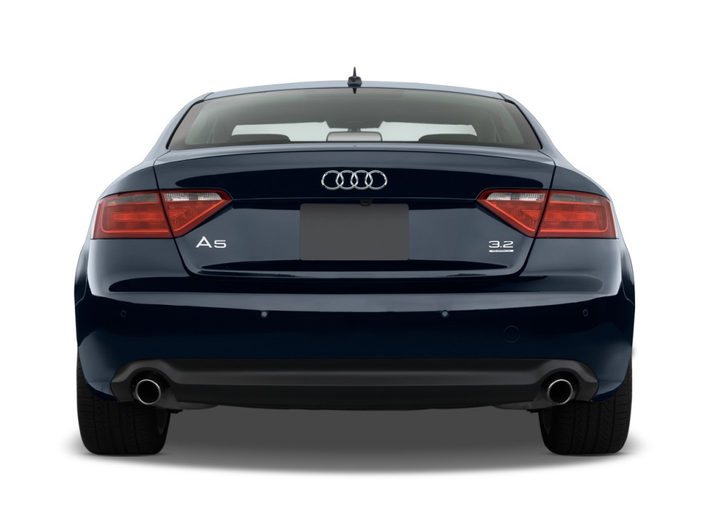 image 2011 audi a5 2 door coupe auto quattro premium plus rear exterior view size 1024 x 768. Black Bedroom Furniture Sets. Home Design Ideas