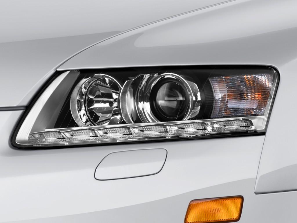 Image: 2011 Audi A6 4-door Sedan 3.2L FrontTrak Premium ...