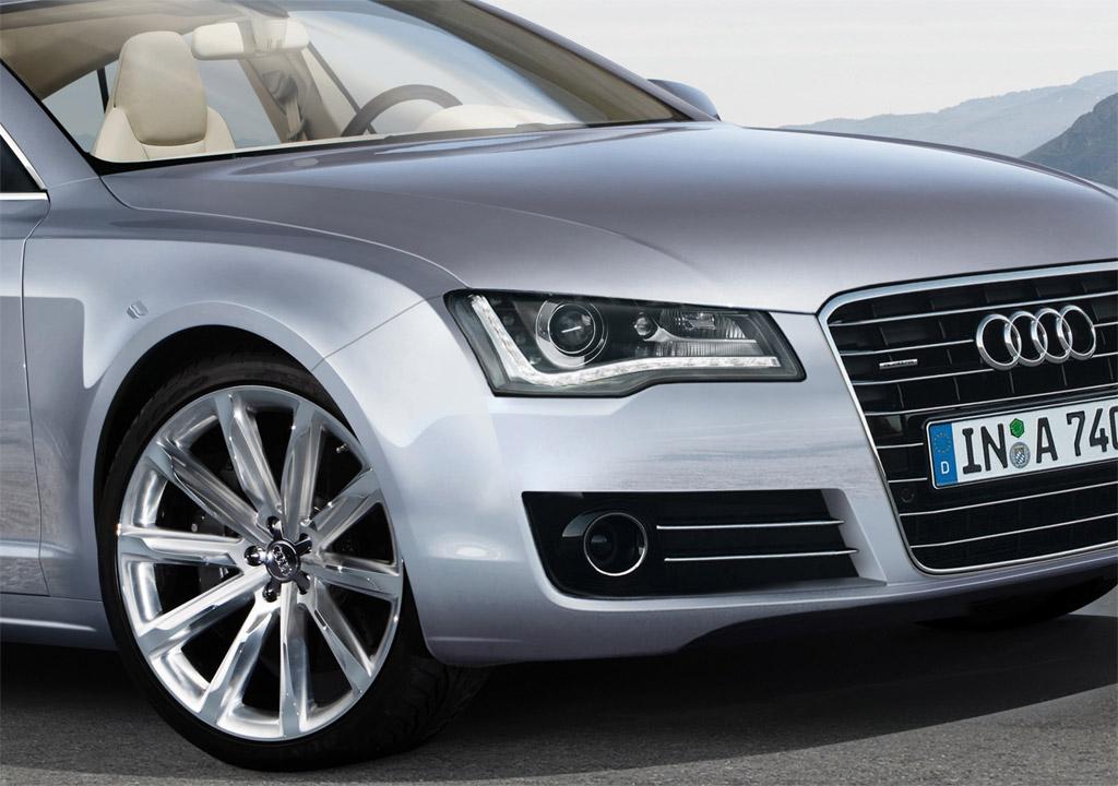 Opel Ampera E Specs >> Rendered: 2011 Audi A7